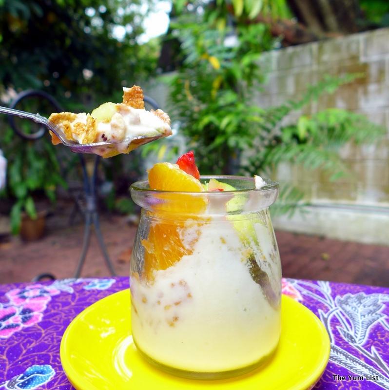 Yoghurt-Parfait