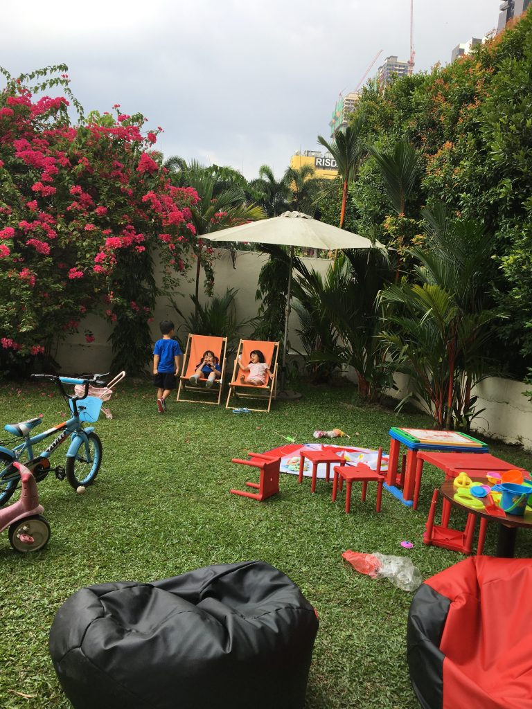 Teh Garden Cafe